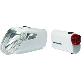 Trelock LS 360 I-GO ECO+LS 720 REEGO Set de luces, white